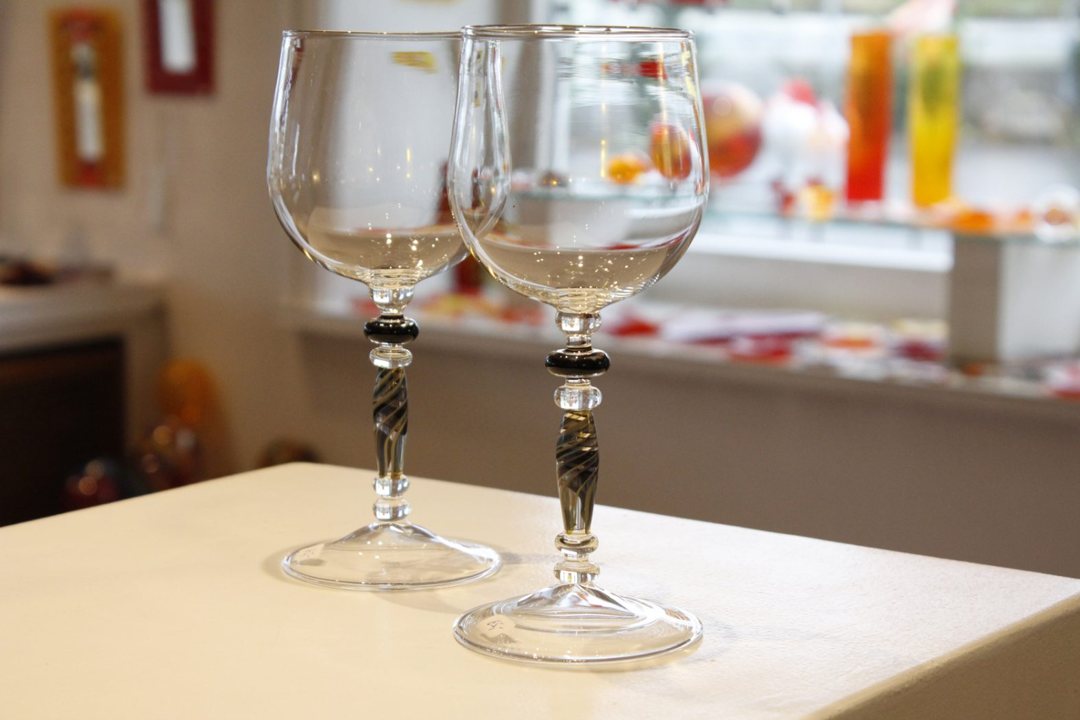 Jedes Glas ist ein Unikat