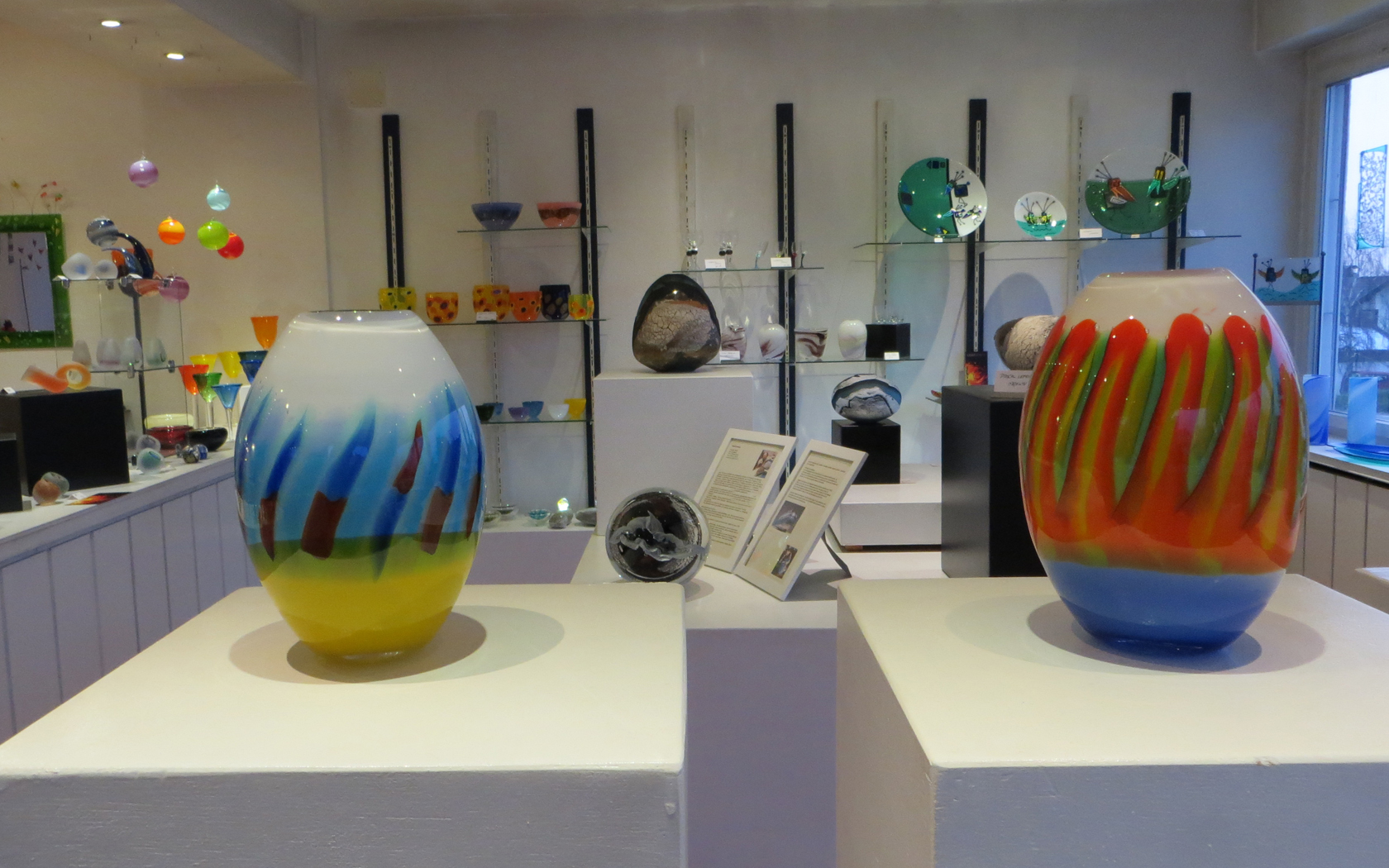 Atelier & Galerie für modernes Glas